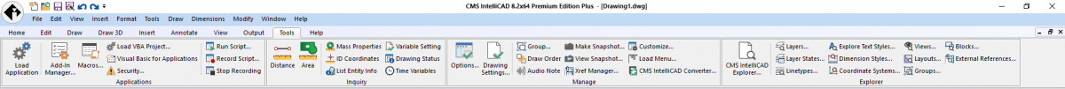 IntelliCAD Microsoft .NET 4.5