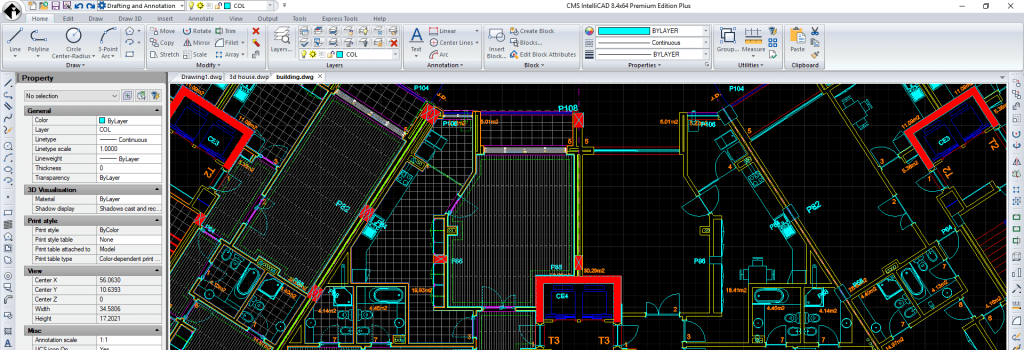 Lansare CMS IntelliCAD 8.4 PE Software compatibil CAD